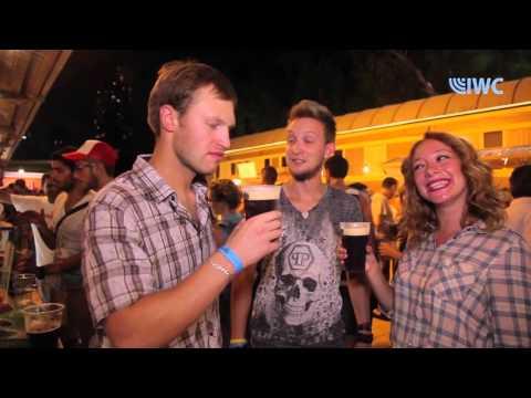 Фестиваль пива в Тель-Авиве