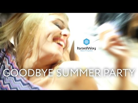 Goodbye Summer Party